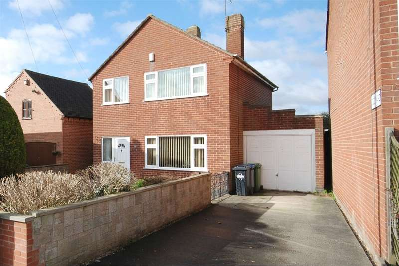 3 Bedrooms Detached House for sale in Broad Street, Brinklow, RUGBY, Warwickshire