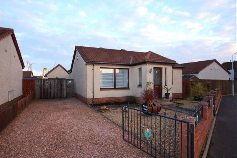 2 Bedrooms Detached Bungalow for sale in Don Street, Methil, Leven, KY8