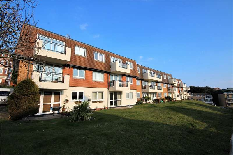 2 Bedrooms Flat for sale in Overcombe Court, 22 St Johns Road, Boscombe Spa, Dorset