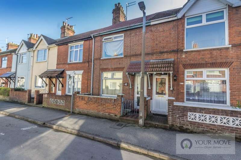 2 Bedrooms Property for sale in Maidstone Road, Lowestoft, NR32
