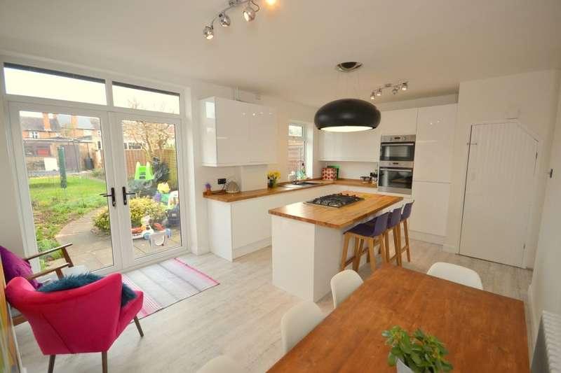 3 Bedrooms Property for sale in Trinity Avenue, Kingsley, Northampton, NN2
