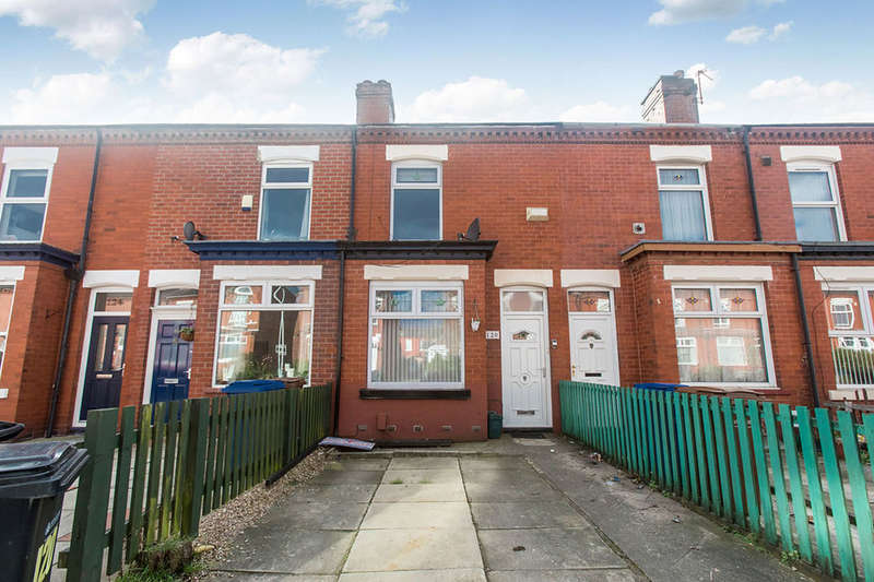 2 Bedrooms Terraced House for rent in Northgate Road, Stockport, SK3