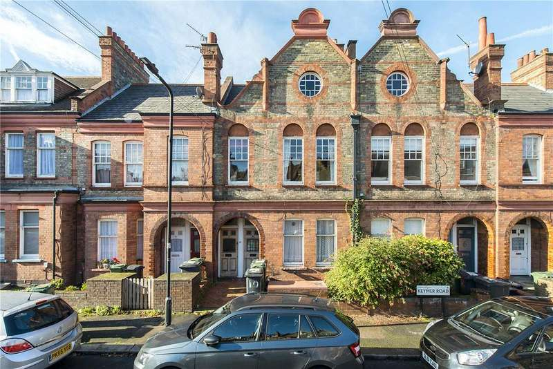 3 Bedrooms Maisonette Flat for sale in Keymer Road, London, SW2