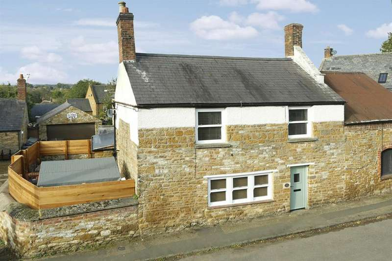 2 Bedrooms Cottage House for sale in Main Street, Wilbarston