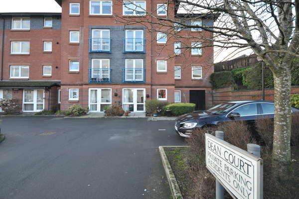 2 Bedrooms Retirement Property for sale in 5 Dean Court, Kilmarnock, KA3 1FN