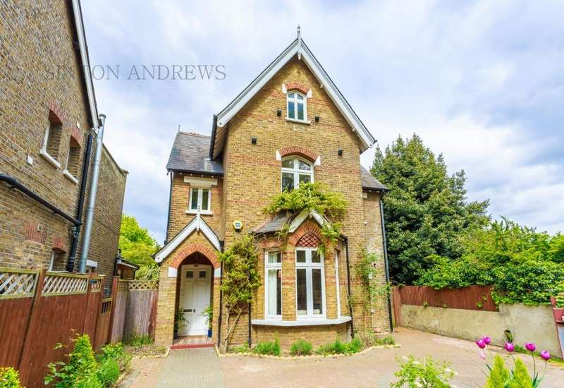 5 Bedrooms House for sale in Victoria Road, Ealing, W5