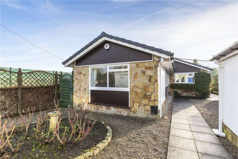 3 Bedrooms Detached Bungalow for sale in Beckside Close, Burley in Wharfedale, Ilkley, West Yorkshire