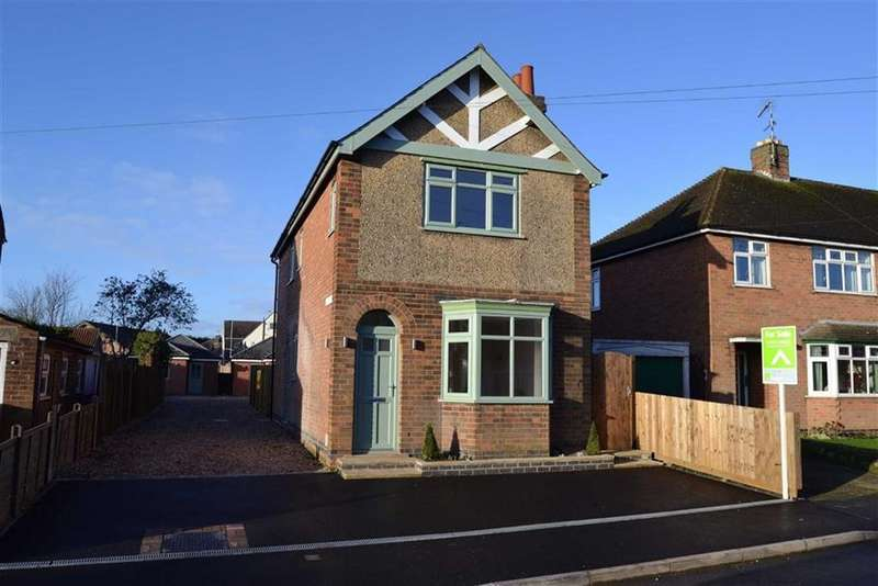 3 Bedrooms Detached House for sale in Gladstone Street, Lutterworth