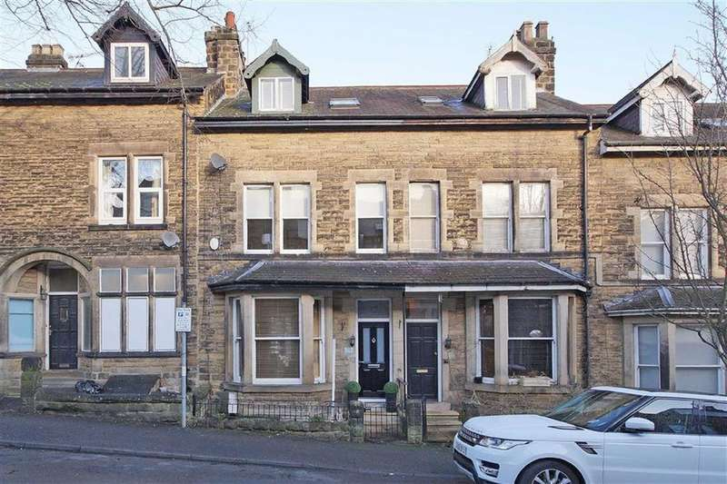 4 Bedrooms Terraced House for sale in Glebe Avenue, Harrogate, North Yorkshire