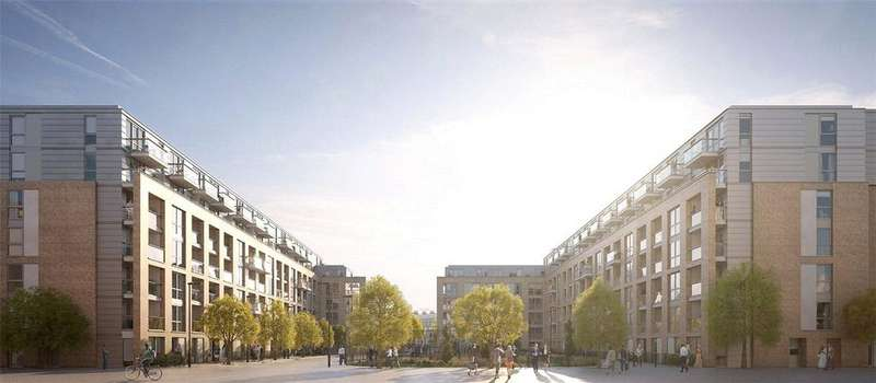1 Bedroom House for sale in Packington Square, London, N1