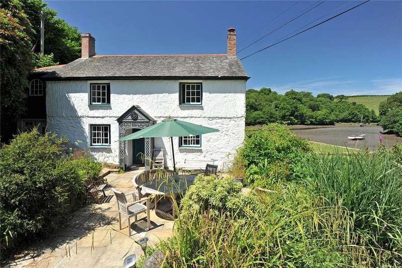 4 Bedrooms Detached House for sale in Carne, Manaccan, Helston, Cornwall