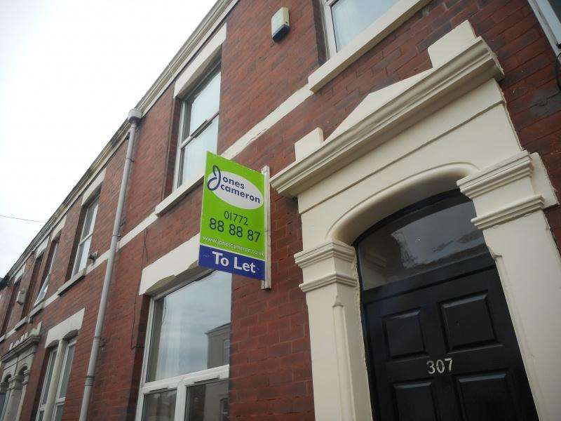 6 Bedrooms House Share for rent in Plungington Road, Preston, PR2