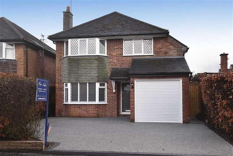 3 Bedrooms Detached House for sale in Tytherington Drive, Tytherington