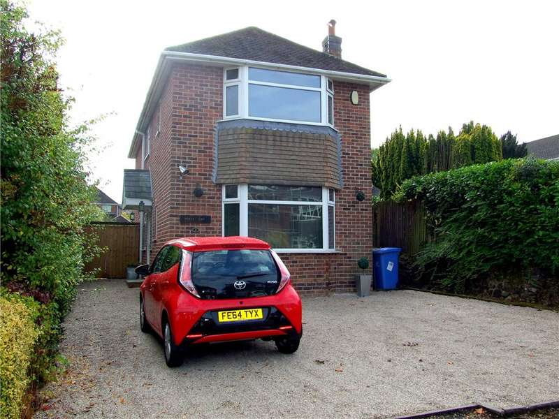 3 Bedrooms Detached House for sale in Chester Avenue, Allestree, Derby, Derbyshire, DE22