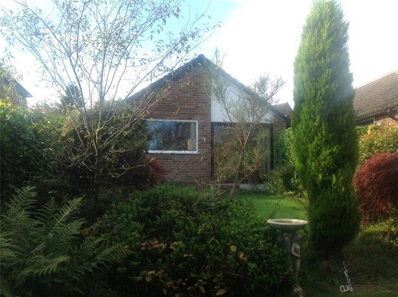 2 Bedrooms Detached Bungalow for sale in Laund Hill, Belper, Derbyshire, DE56