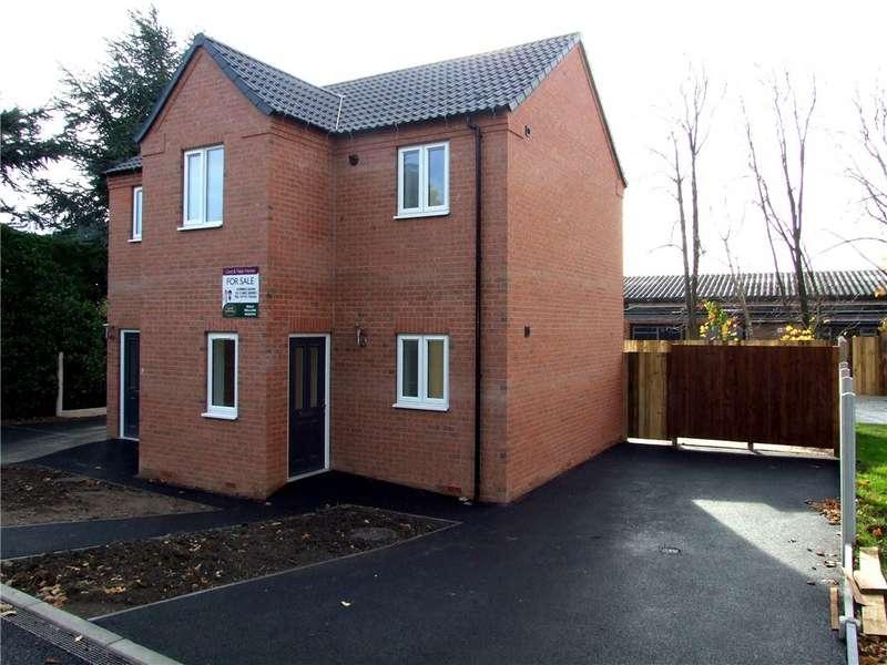 1 Bedroom Flat for sale in Peach Street, Heanor, Derbyshire, DE75