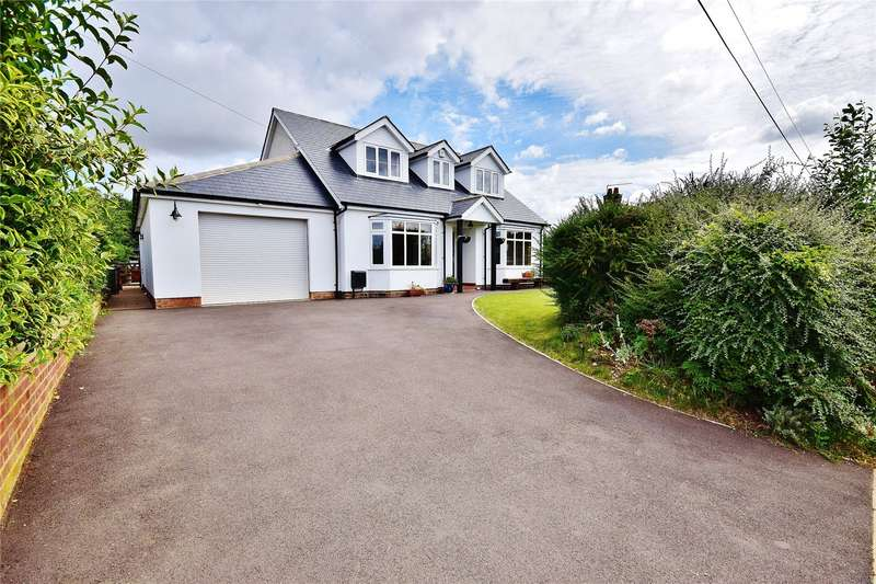 5 Bedrooms Detached House for sale in Braughing