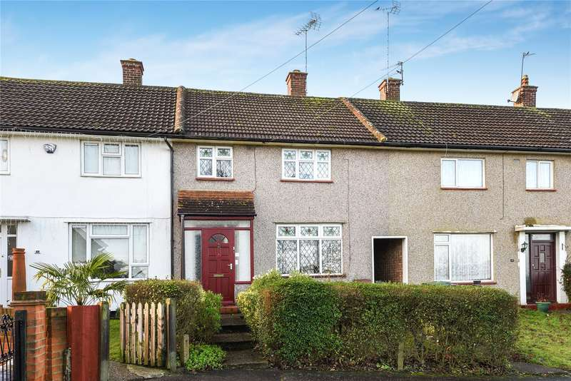 2 Bedrooms Terraced House for sale in Sandford Avenue, Loughton, Essex, IG10