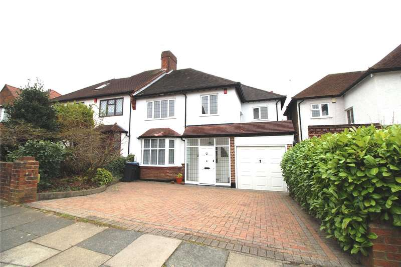 3 Bedrooms Semi Detached House for sale in Forestdale, Southgate, London, N14