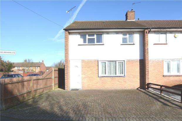 3 Bedrooms End Of Terrace House for sale in The Brambles, West Drayton