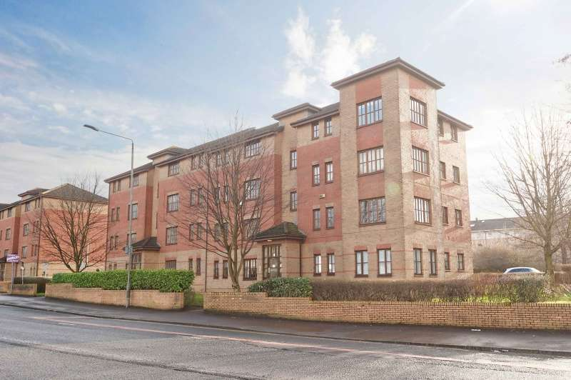 2 Bedrooms Flat for sale in Dumbarton Road, Glasgow, G14 0PL