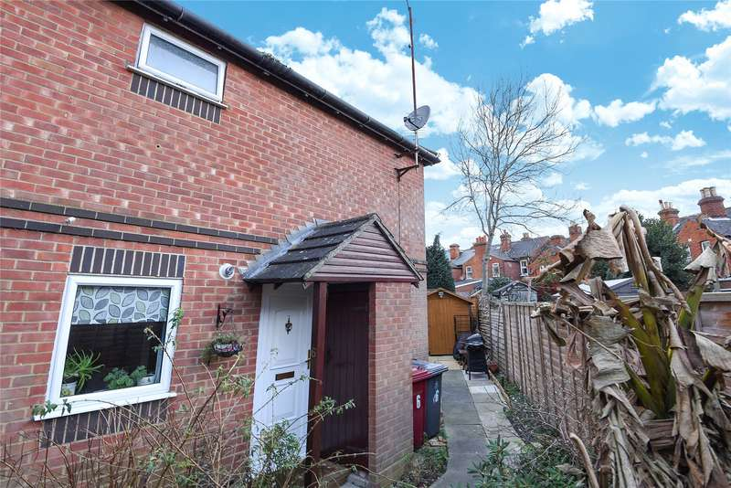 1 Bedroom End Of Terrace House for sale in Riversdale Court, Reading, Berkshire, RG1