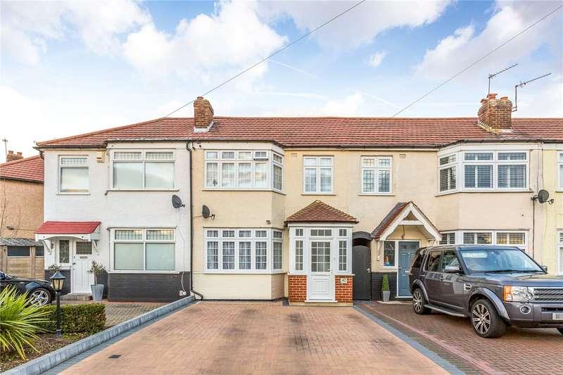 3 Bedrooms Terraced House for sale in Eastbury Avenue, Enfield, EN1