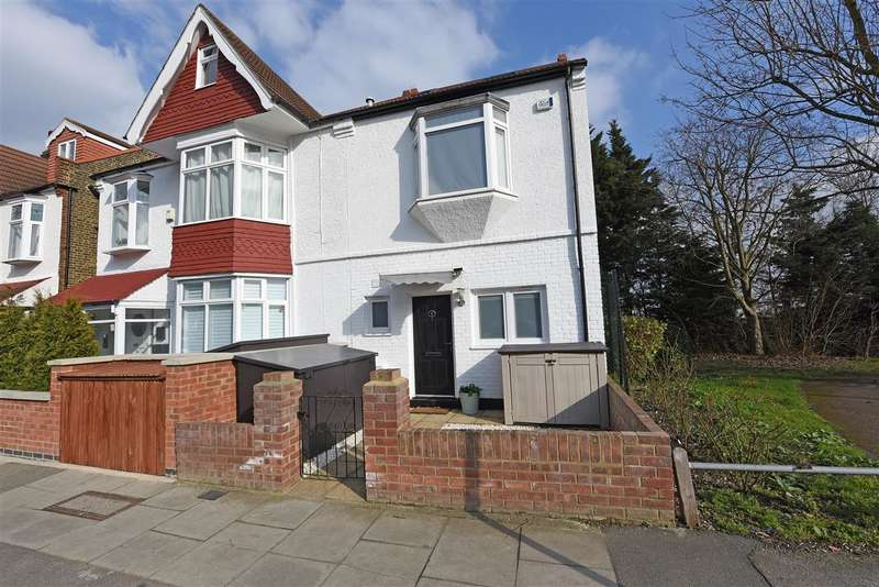 4 Bedrooms End Of Terrace House for sale in Home Park Road, Wimbledon Park