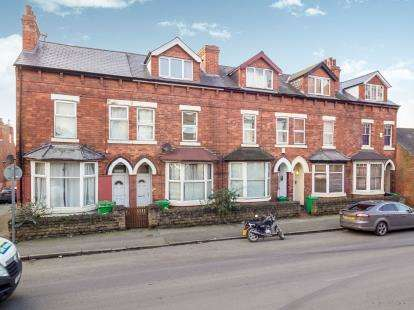 5 Bedrooms Terraced House for sale in Radford Road, Hyson Green, Nottingham, Nottinghamshire