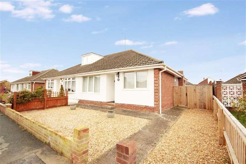 2 Bedrooms Semi Detached Bungalow for sale in Wroughton