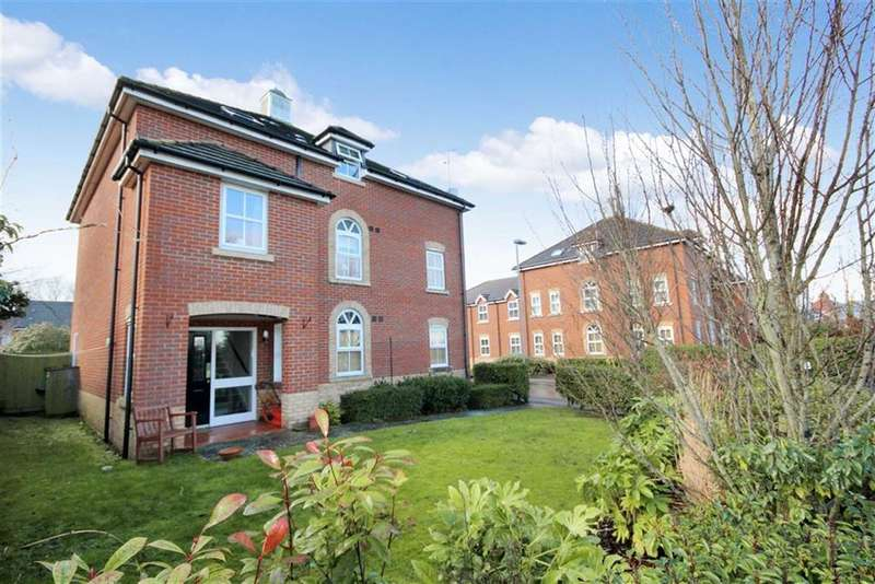 2 Bedrooms Apartment Flat for sale in Wroughton