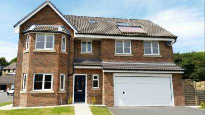 6 Bedrooms Detached House for sale in Greenwood Drive, Bacup, Lancashire, OL13