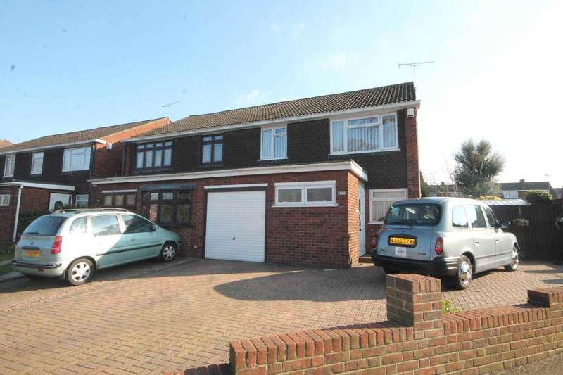 3 Bedrooms Semi Detached House for sale in Bexley Road, Erith