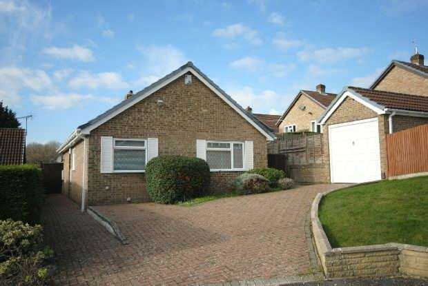3 Bedrooms Detached Bungalow for sale in Broom Close, Calcot, Reading,