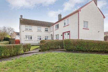 3 Bedrooms Flat for sale in Lochinver Crescent, Paisley