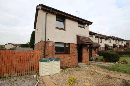 2 Bedrooms End Of Terrace House for sale in Anchor Crescent, Paisley, Renfrewshire