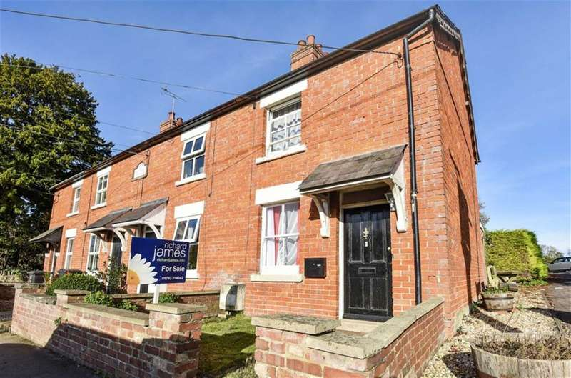 2 Bedrooms End Of Terrace House for sale in Wanborough