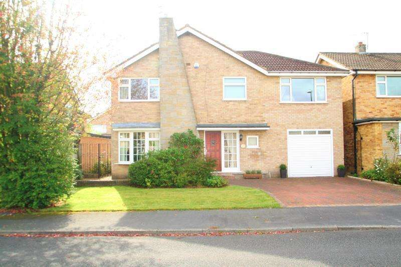 4 Bedrooms Detached House for rent in Mallinson Crescent, Harrogate, HG2