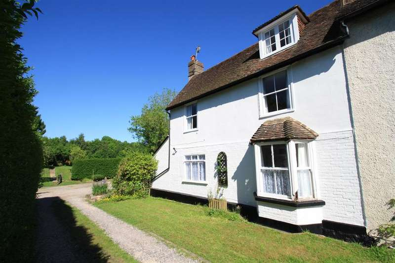 4 Bedrooms Semi Detached House for rent in Ashford Road, Hollingbourne, Maidstone