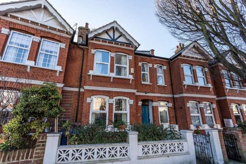 4 Bedrooms House for sale in Regina Terrace, Ealing, W13