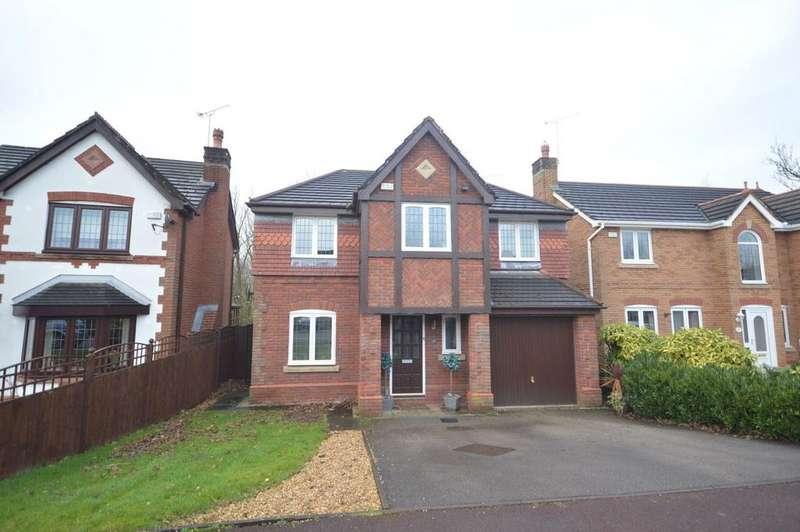 4 Bedrooms Detached House for rent in Redacre Close, Dutton, Warrington