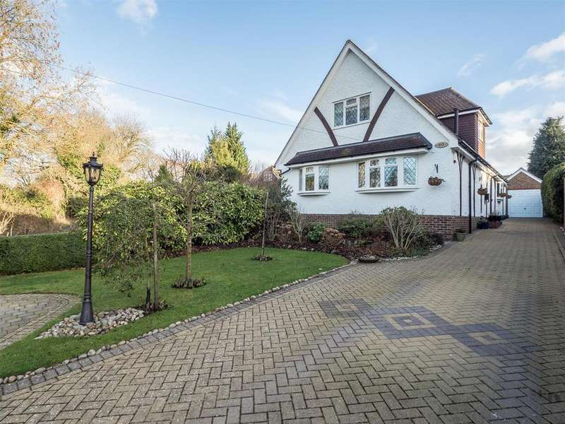 4 Bedrooms Detached House for sale in Fauchons Lane, Bearsted, Maidstone