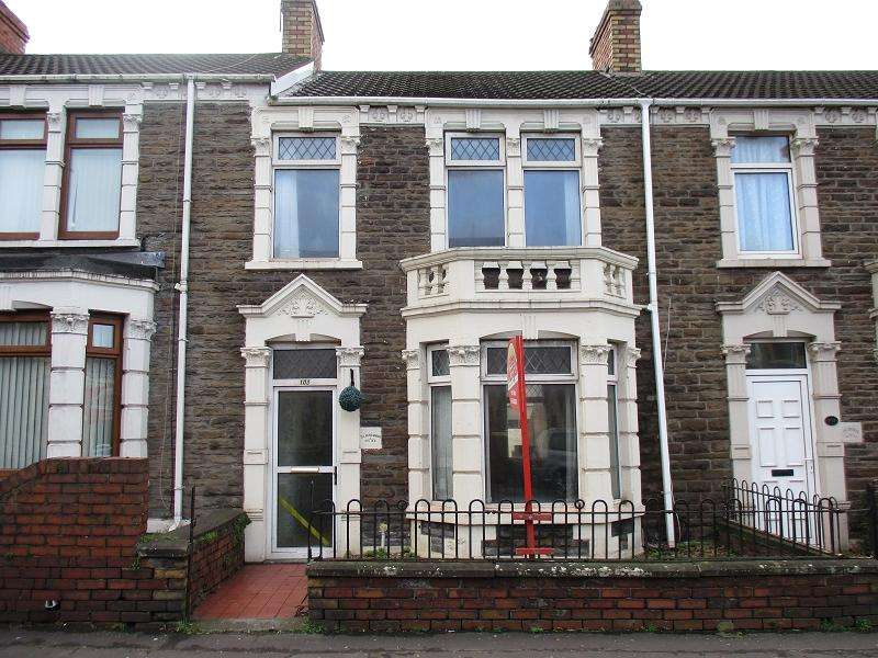 2 Bedrooms Terraced House for sale in Tanygroes Street, Port Talbot, Neath Port Talbot.