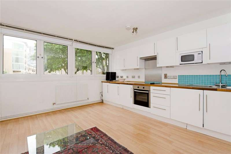 1 Bedroom Flat for sale in Jessop Court, Graham Street, London