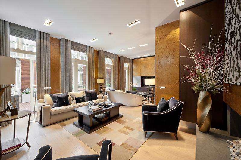 5 Bedrooms House for rent in Rutland Gardens, London. SW7
