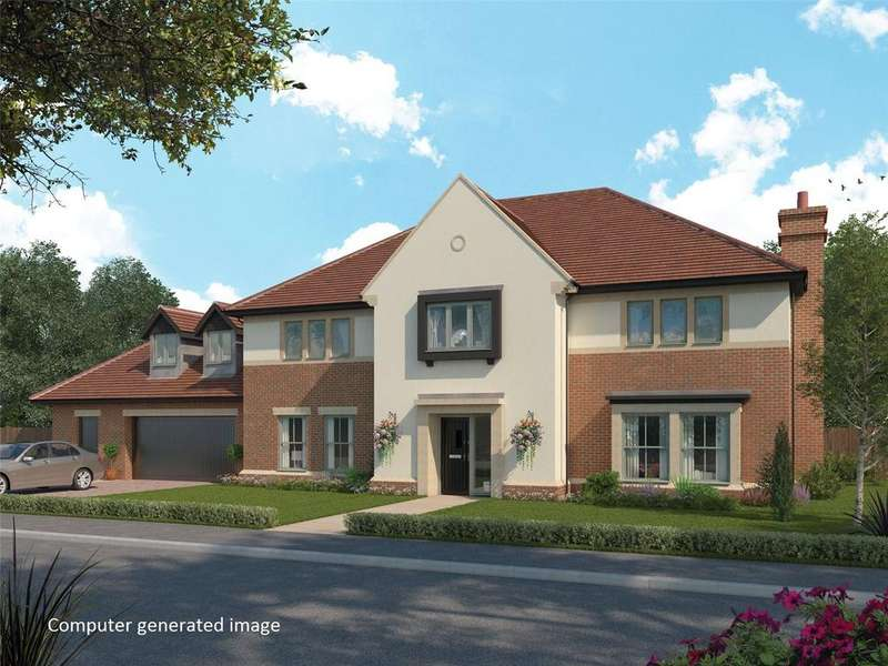 5 Bedrooms Detached House for sale in St. Mary Park, Stannington, Morpeth, Northumberland