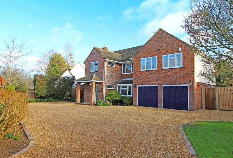 5 Bedrooms Detached House for sale in Norton Road, Letchworth Garden City, SG6