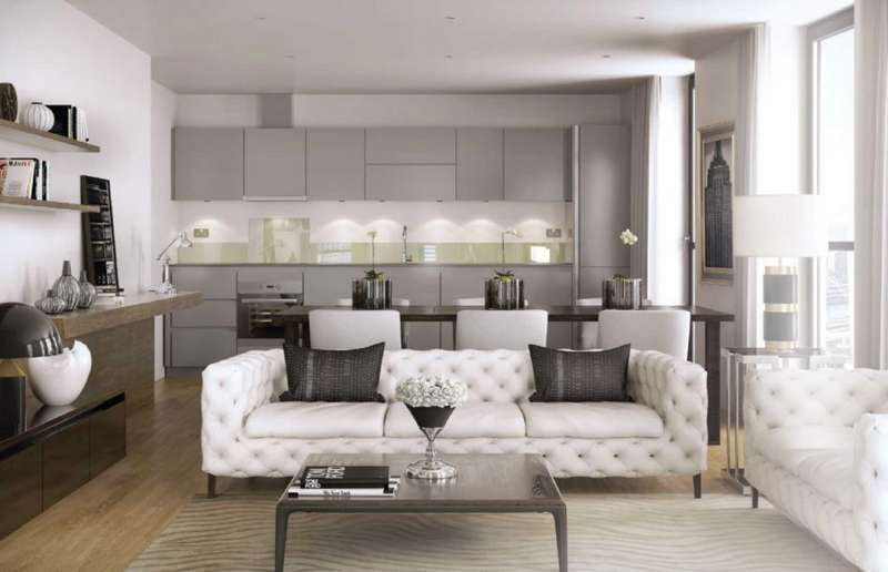1 Bedroom Apartment Flat for sale in Manhattan Plaza, Manhattan Tower, Canary Wharf, London, E14