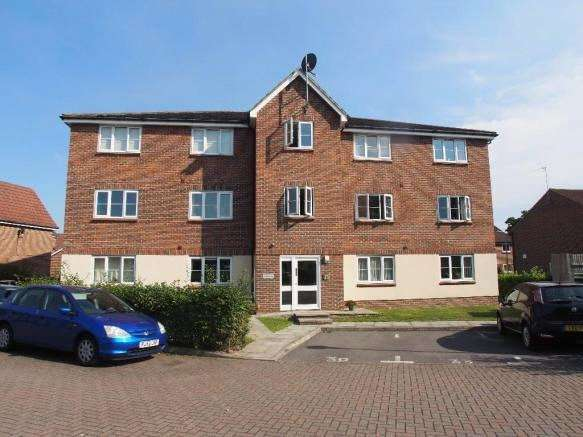 1 Bedroom Apartment Flat for sale in Beatty Rise, Spencers Wood, Reading, Berkshire, RG7