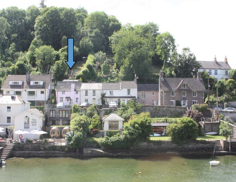 4 Bedrooms Cottage House for sale in Passage Road, NOSS MAYO, South Devon